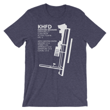 KHFD / HFD - Hartford Brainard - Unisex short sleeve t-shirt