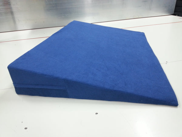 Foam Bed Wedge Half Length for mattresses