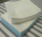 Latex Foam Chair Pad- countoured