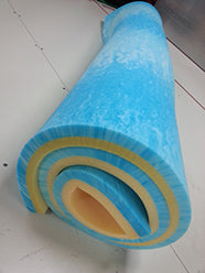 Mattress Topper Solution Foam - Soft
