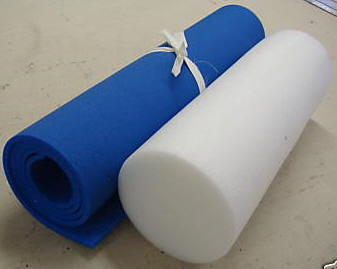 Yoga Accessories- Foam Mat with Round Polyethylene Bolster