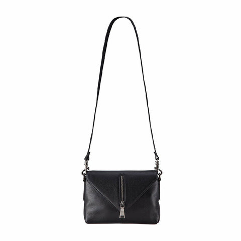 STATUS ANXIETY EXILE BAG BLACK
