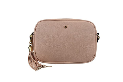 PETA AND JAIN GRACIE PASTEL PINK CROSS BODY BAG