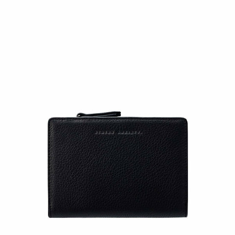 STATUS ANXIETY INSURGENCY BLACK WALLET