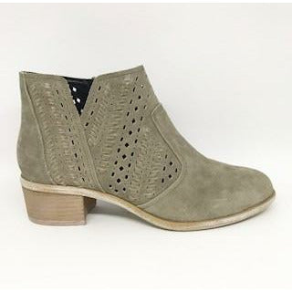 MARTINI MARCO NEPAL SUEDE LIGHT GREY ANKLE BOOT