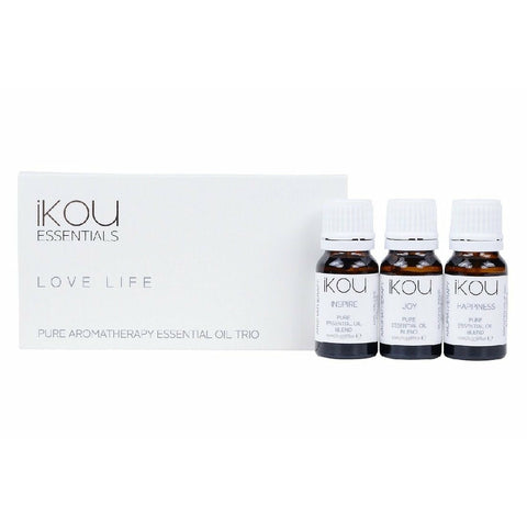 iKOU ESSENTIAL OIL TRIO LOVE LIFE