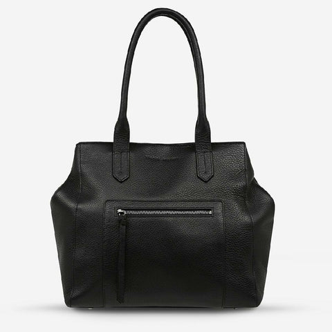 STATUS ANXIETY ABANDON TOTE BLACK