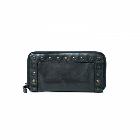 ORAN FAWN LEATHER WALLET