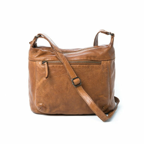 ORAN VELENCIA LEATHER CROSSBODY BAG