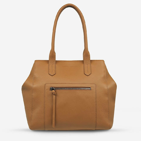 STATUS ANXIETY ABANDON TOTE TAN