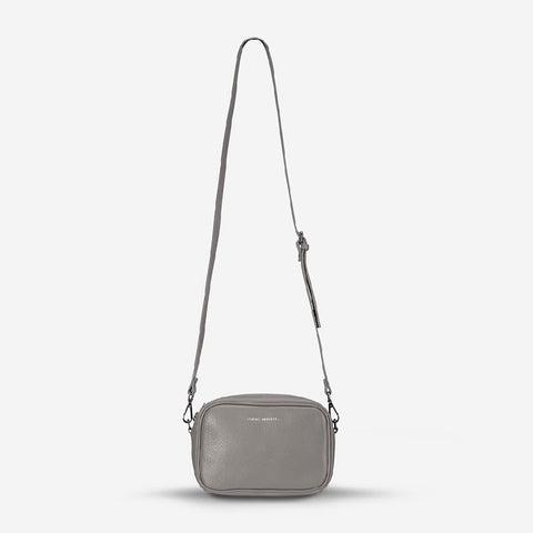 STATUS ANXIETY PLUNDER BAG - GREY
