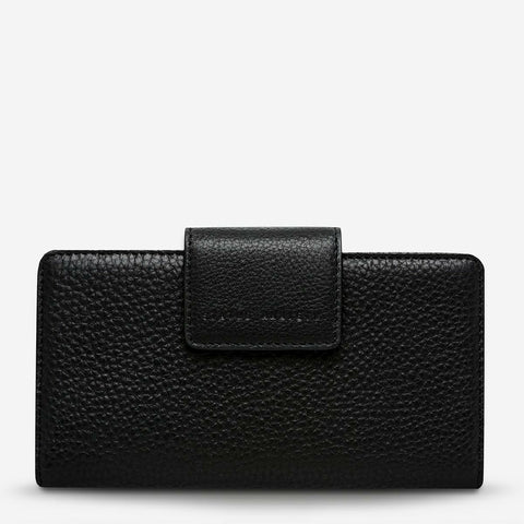 STATUS ANXIETY RUINS WALLET - BLACK
