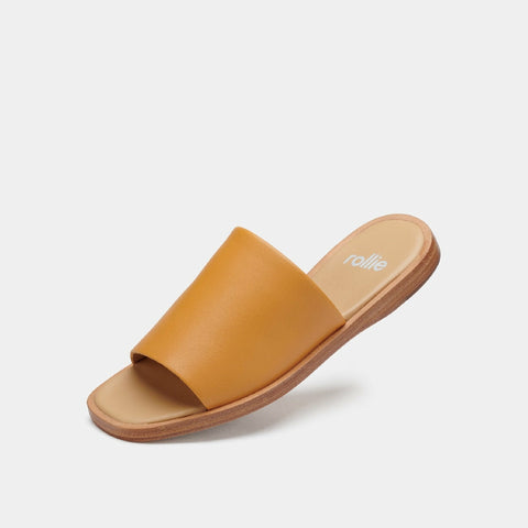 ROLLIE ALPHA SLIDE - VEG TAN