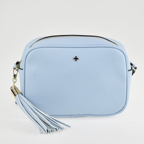 PETA AND JAIN GRACIE CROSSBODY BAG - PASTEL BLUE