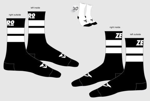CLASSIC SOCKS BLACK includes 30% Discount
