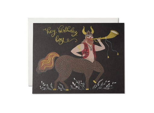 """Centaur"" Greeting Card"
