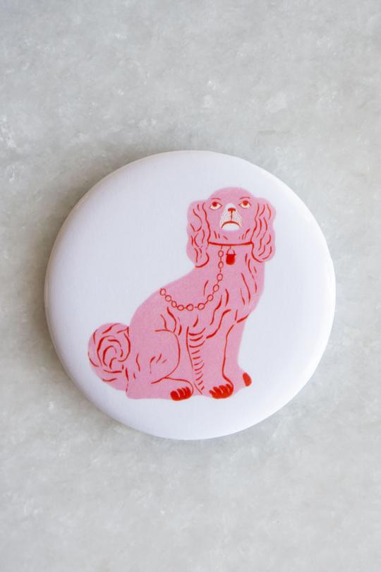 Staffordshire Dog Magnet