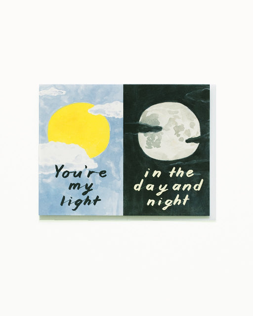 Small Adventure - You're My Light Card