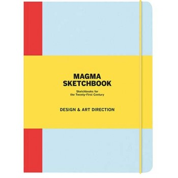 Magma Sketchbooks: Design & Art Direction