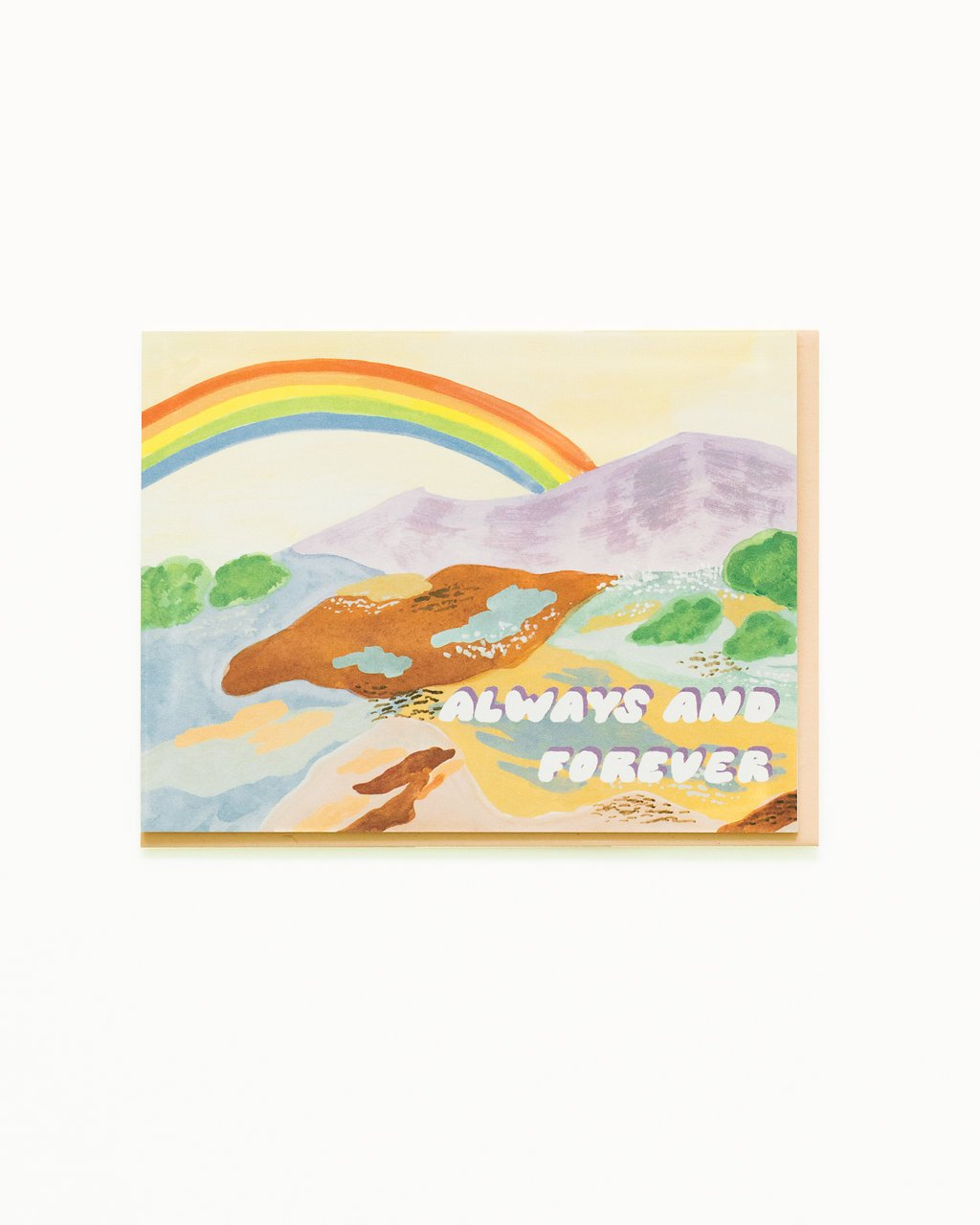 Small Adventure - Always And Forever Card