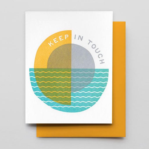 """Keep in Touch"" Greeting Card"