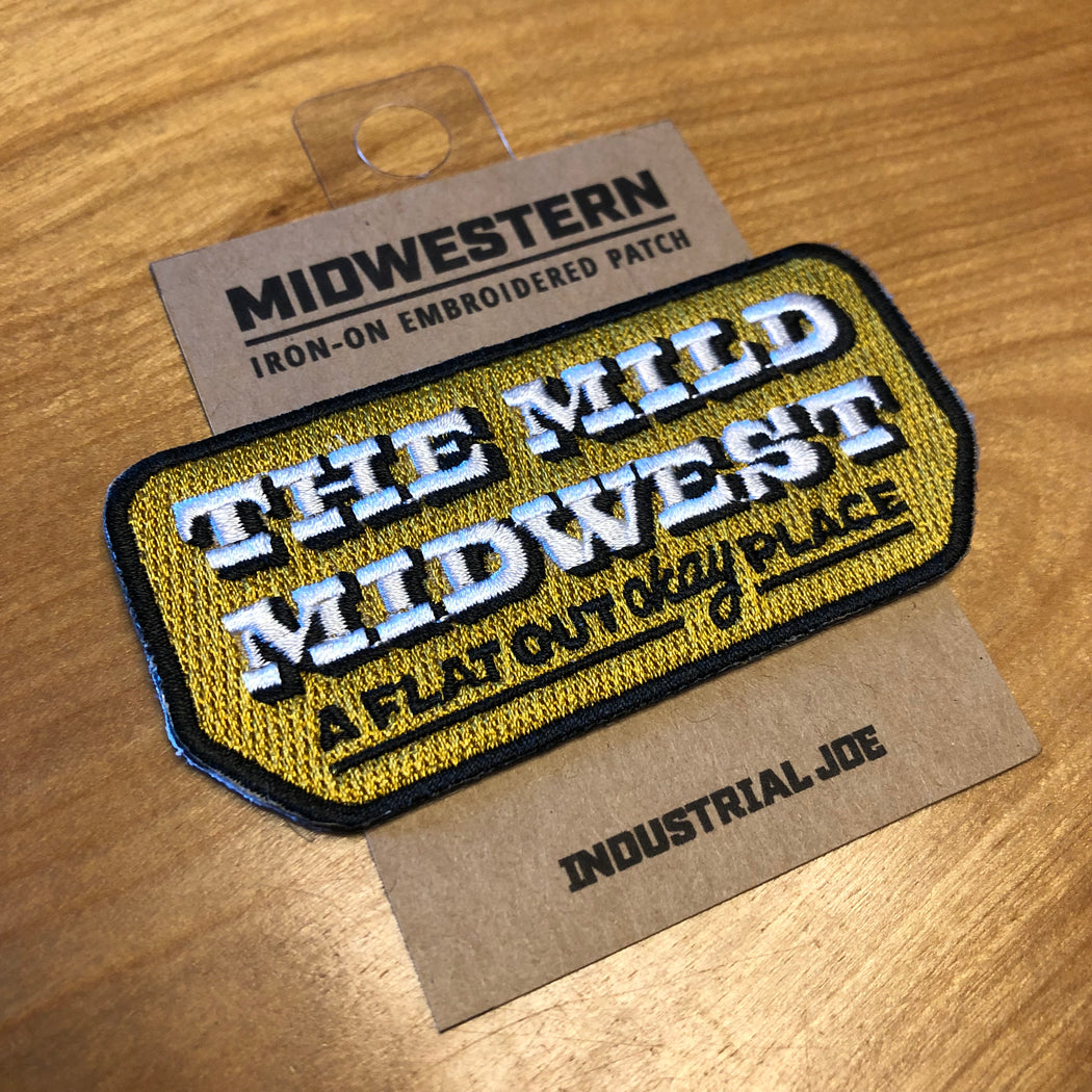 """The Mild Midwest"" Patch"