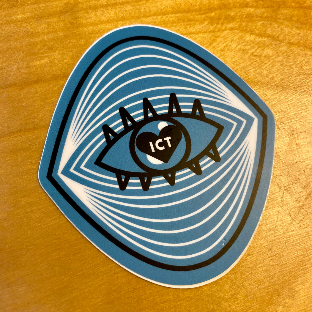 ICT Eye Sticker