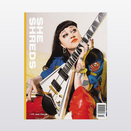 She Shreds Issue #16
