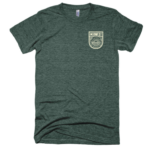 Midwest Badge Tee