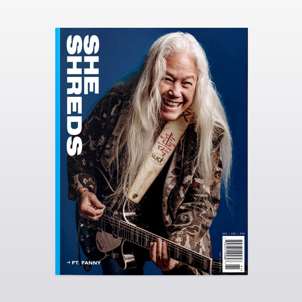 She Shreds Magazine Issue #17