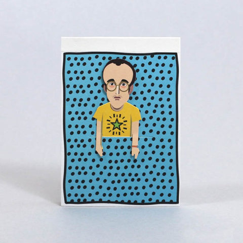Pocket Sketch Notebook - Activist