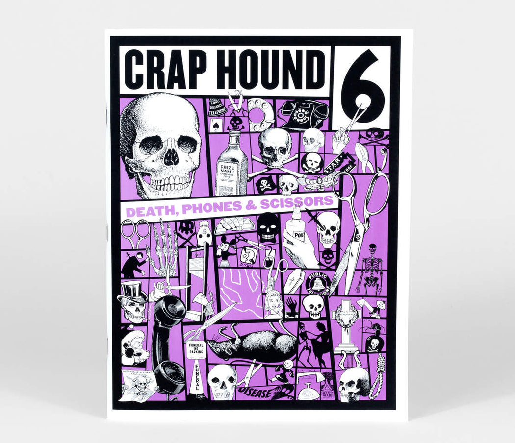 Crap Hound #6: Death, Phones and Scissors