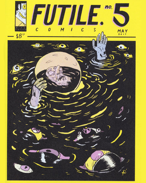 FUTILE COMICS NO. 5