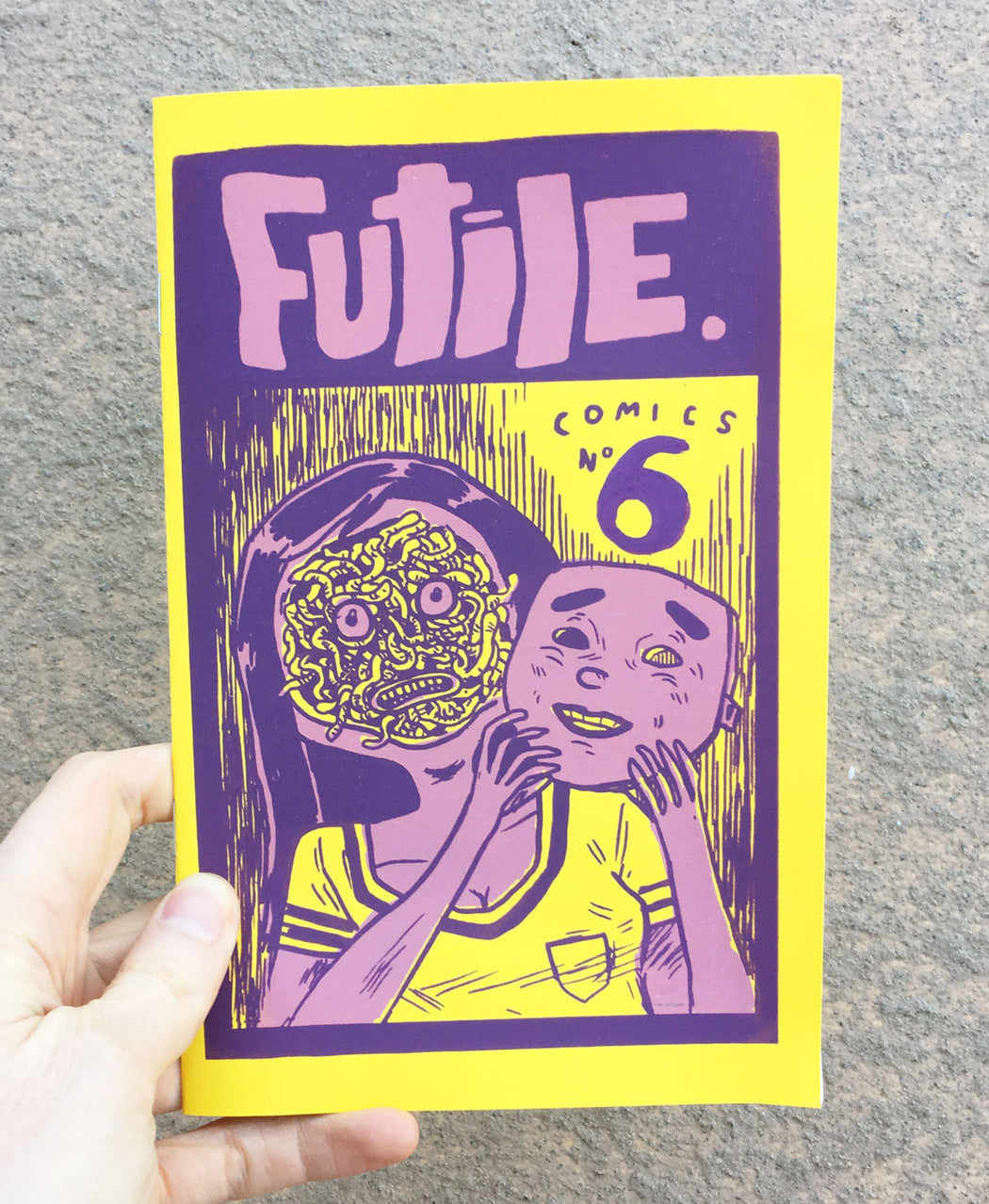 FUTILE COMICS NO. 6