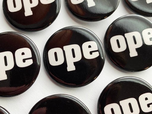 """Ope"" Button"