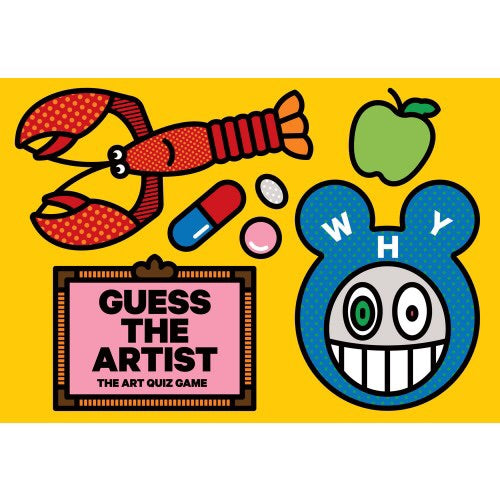 Guess The Artist - The Art Quiz Game