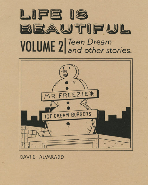 LIFE IS BEAUTIFUL VOL 2: TEEN DREAM AND OTHER STORIES