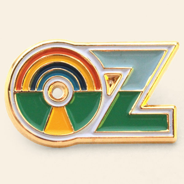 """OZ"" Lapel Pin"
