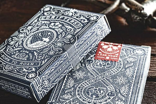 """Drifters"" Playing Cards"