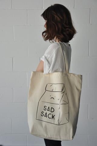 Sad Sack Tote Bag
