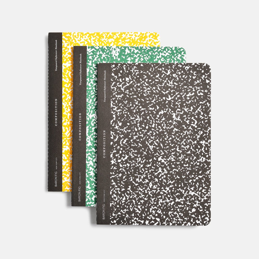 Composition Softcover Notebooks