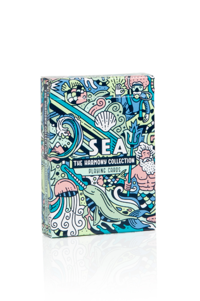 Sea - The Harmony Collection Playing Cards