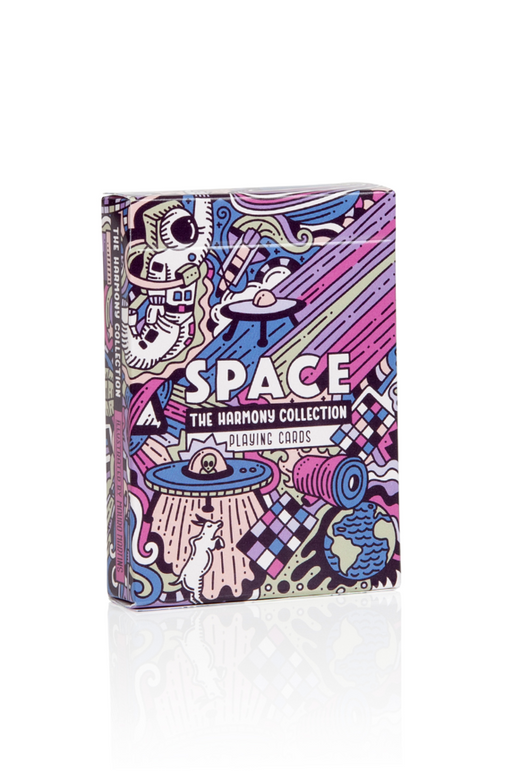Space - The Harmony Collection Playing Cards