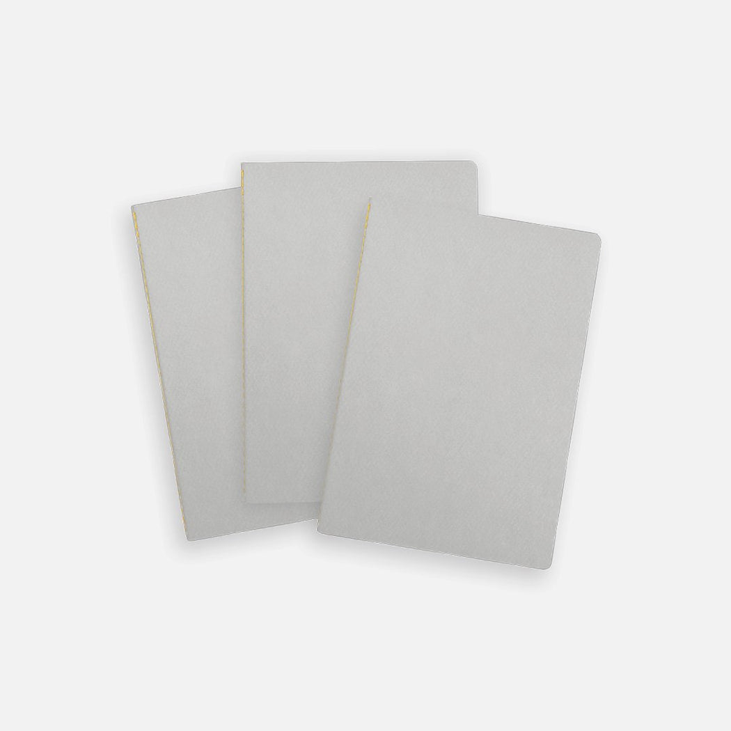 Vanguard Softcover Notebooks (3-Pack)