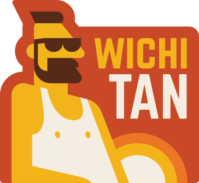 """Wichitan"" Sticker"
