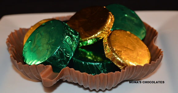 St. Patrick's Day Chocolate Gift
