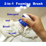2-in-1 Foaming Brush