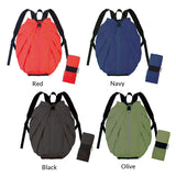 Easy Foldable Backpack - Colors