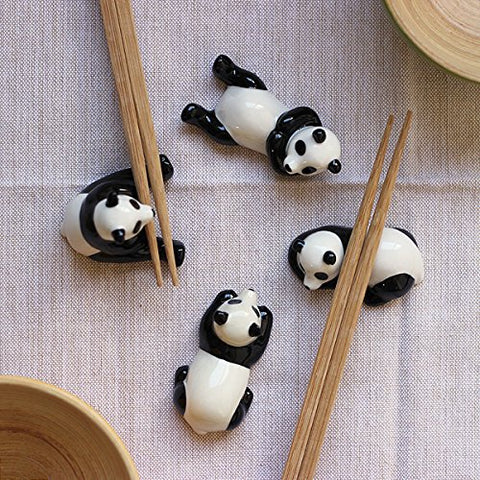 Panda Chopsticks Stand