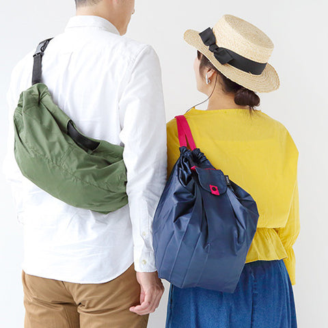 Easy Foldable Shoulder Bag